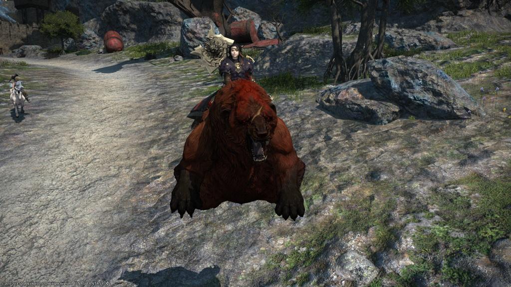 Eorzea Database: Warbear Horn   FINAL FANTASY XIV, The Lodestone