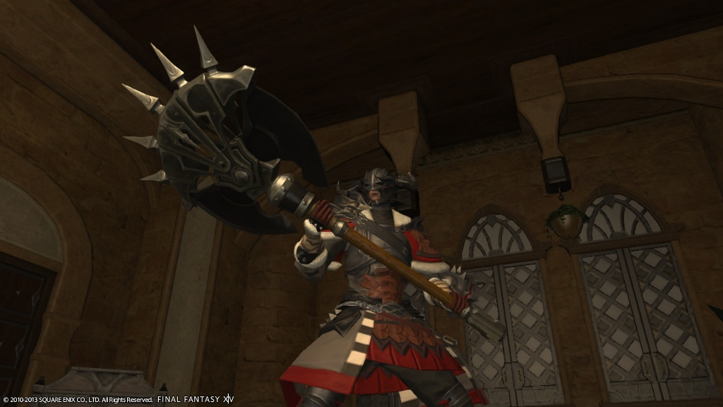 Noir Bierelt 日記「斧尽くし!」 | FINAL FANTASY XIV, The Lodestone