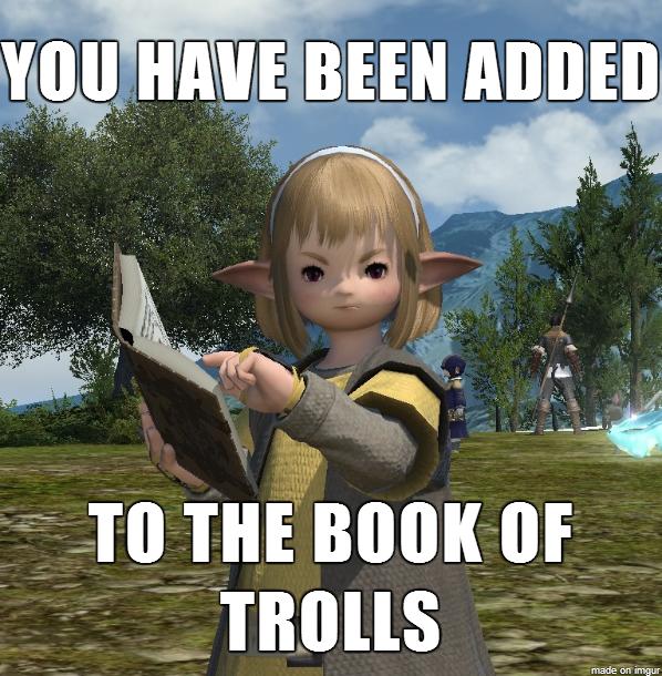 Father Baudelaire Blogeintrag Memes Final Fantasy Xiv Der