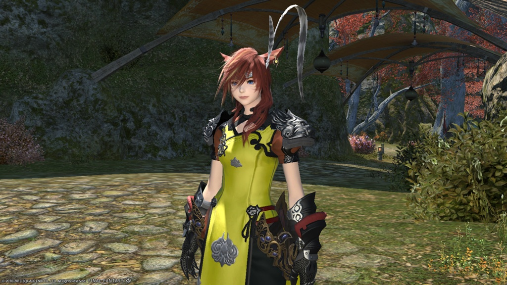 Aria Aquarius Blog Entry `new lovely hair style` | FINAL