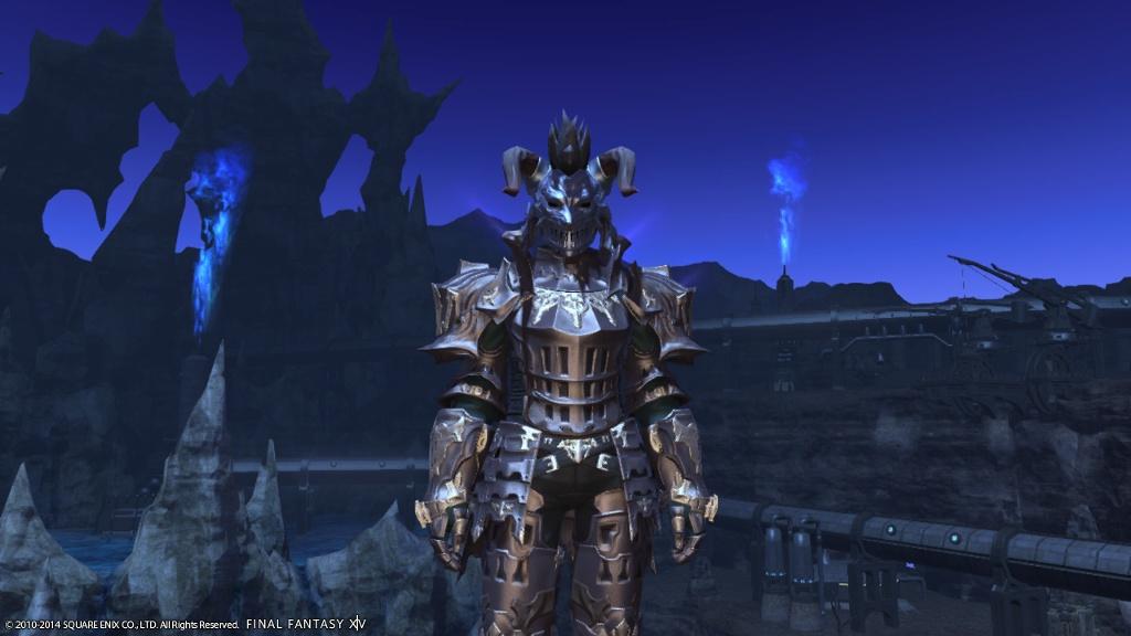 Eorzea Database: Heavy Allagan Armor   FINAL FANTASY XIV, The Lodestone