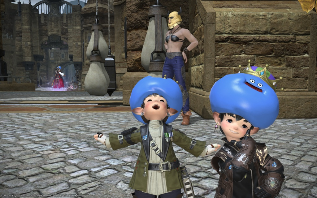 how to become a dragoon ff14