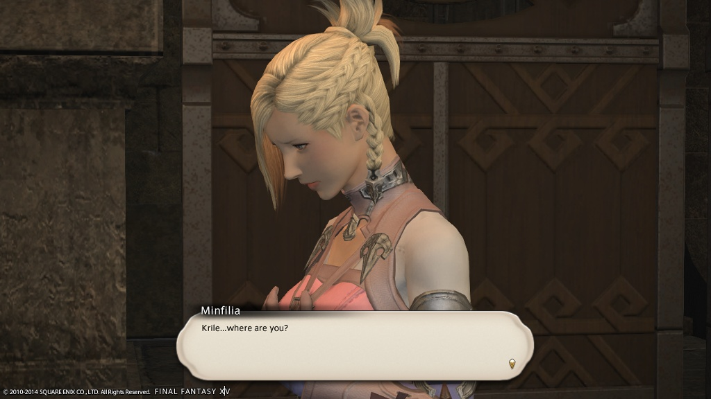 Lily Arlune Blog Entry `Lore Speculation - Krile` | FINAL
