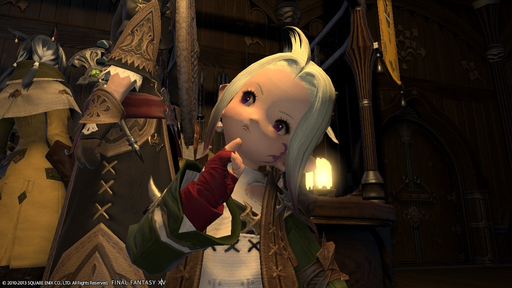 Malien Victor Blog Entry `Faces Of A Lalafell Pt 1` | FINAL