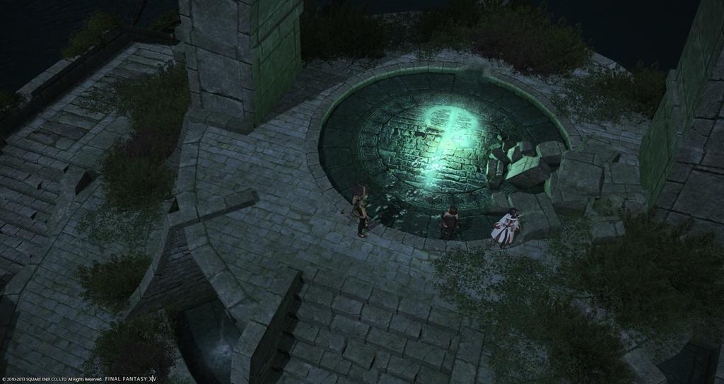 Zephne Vashai Blogeintrag Wandering Home Final Fantasy Xiv Der