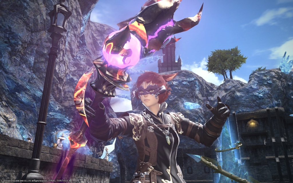 FINAL FANTASY XIV, The Lodestone - Swords and Roses's Forum
