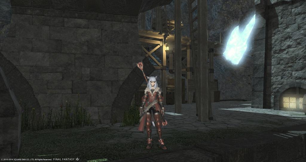 Chiyeko Akakokei Blogeintrag Red Dragoon Final Fantasy Xiv Der