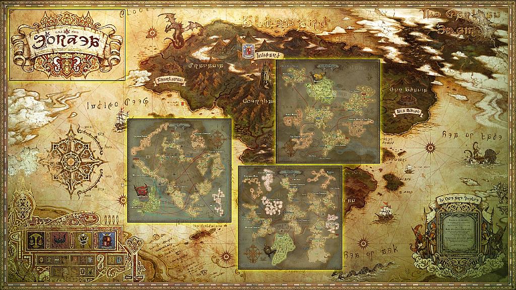 "Nakomaru Hanekawa Blogeintrag ""High Quality World Maps"" | FINAL ..."