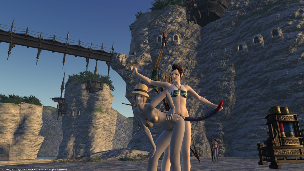 Mog Station Login >> Vesper Darkwalker Blog Entry `Massive Screenshot Collection` | FINAL FANTASY XIV, The Lodestone