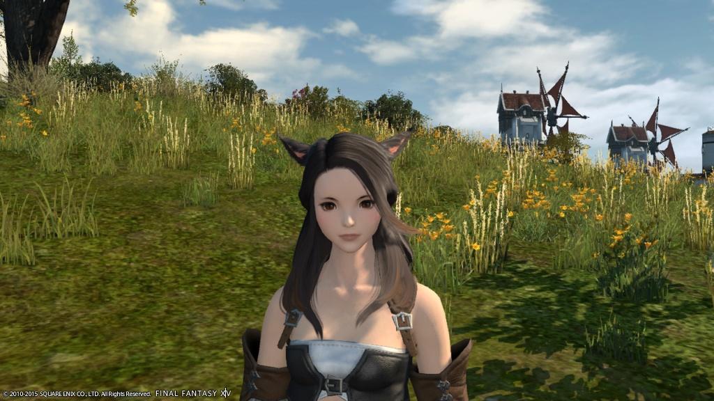 Mira Amariyo Blog Entry `Playing with character creation` | FINAL