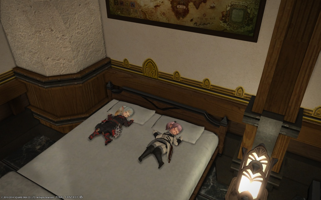 Eorzea Database Double Feather Bed Final Fantasy Xiv