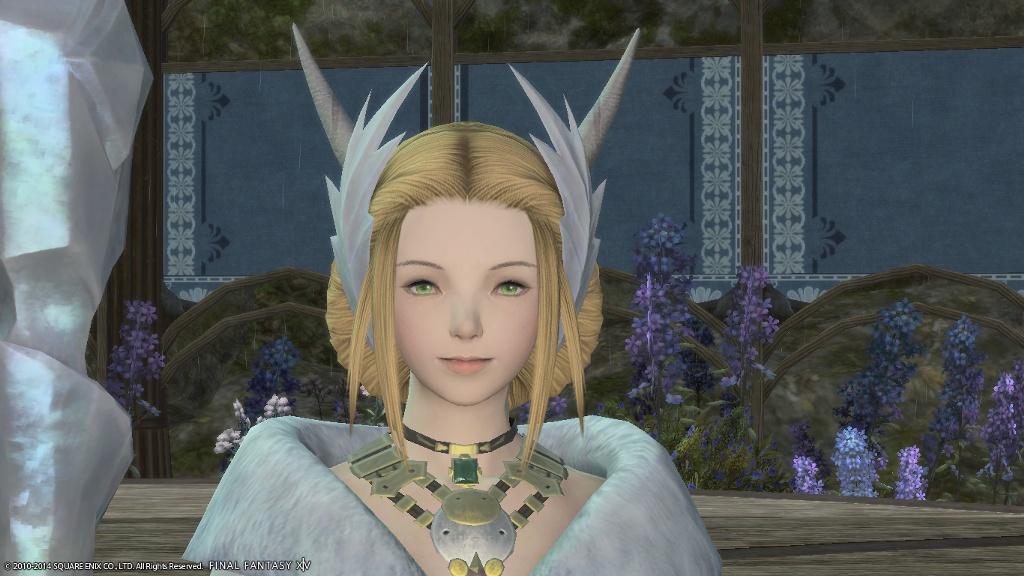 Jusa Neneh Blog Entry Monoa Mask Final Fantasy Xiv