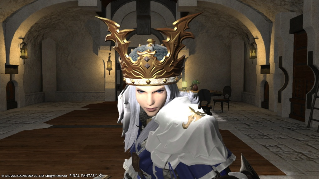 Eorzea Database Butcher S Crown Final Fantasy Xiv The