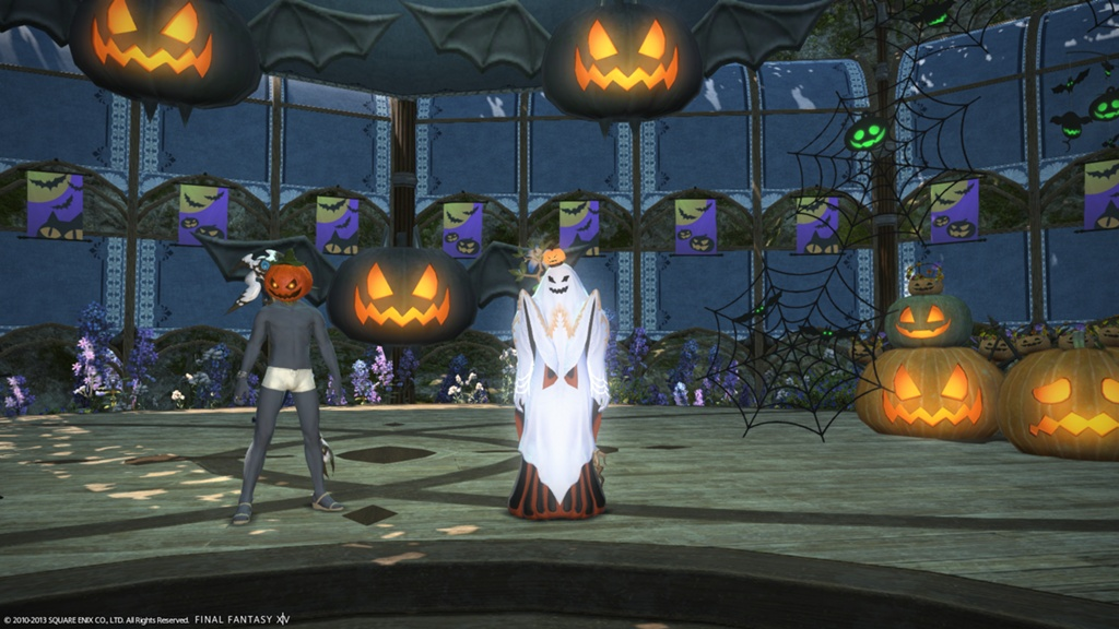 halloween a realm reborn version