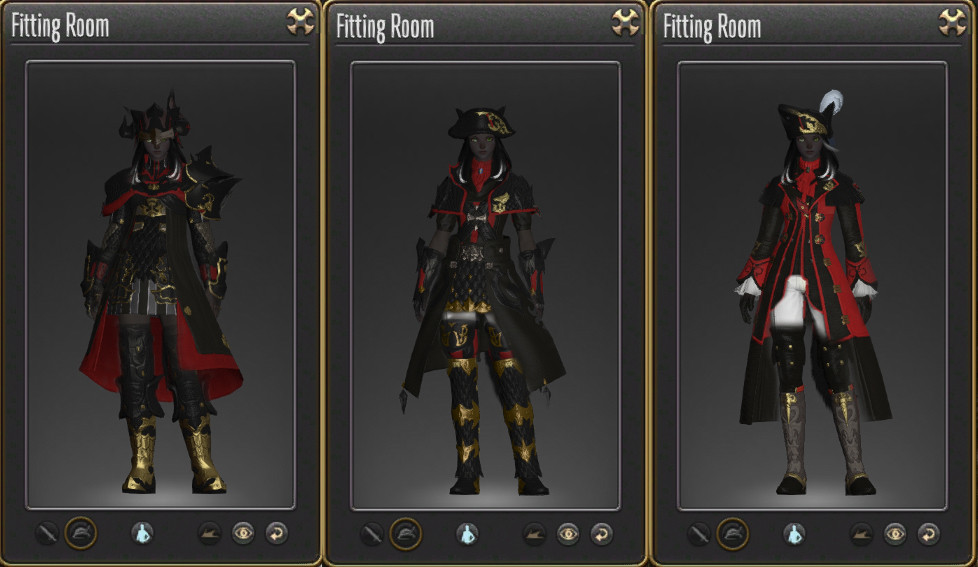 Xygar Relentless Blog Entry `FFXIV All Equipment be Dye able