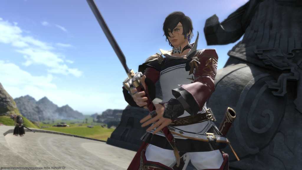Rhivryn Shaw Blog Entry `Some SAM Pics` | FINAL FANTASY XIV, The
