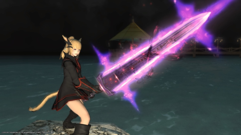 how to get lux weapons ffxiv