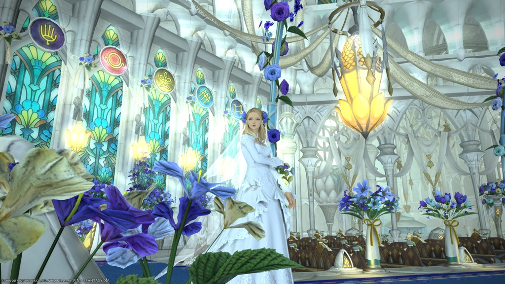 Luna Camellia Blog Entry `2人っきりのエタバン☆☆` | FINAL FANTASY XIV, The Lodestone