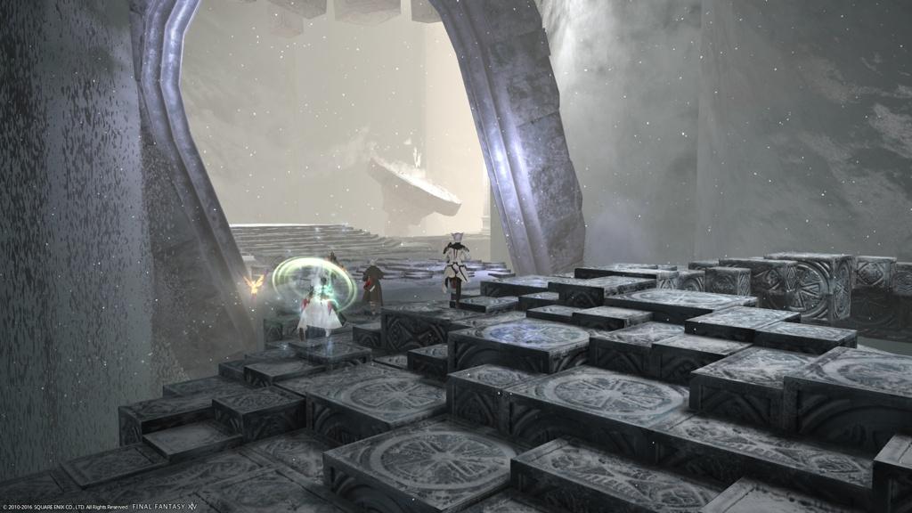 Weyolia Fasfurl Blog Entry Deeper Into Palace Of The Dead Final Fantasy Xiv The Lodestone