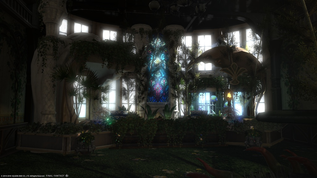 Faelily Seagard Blog Entry Faerie Forest Fc Private Chambers Final Fantasy Xiv The Lodestone