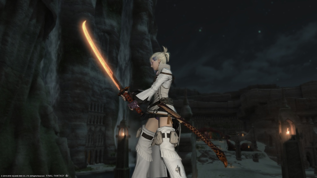 Eorzea Database: Suzaku's Chokuto | FINAL FANTASY XIV, The Lodestone