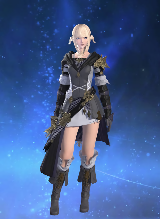 Eorzea Database: Brand-new Tabard | FINAL FANTASY XIV, The