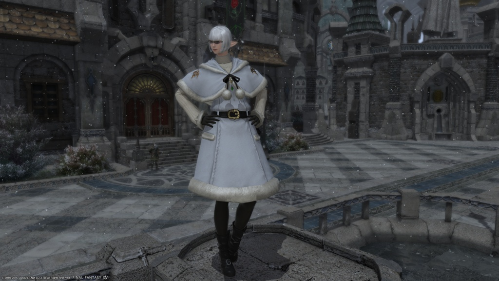 Eorzea Database Starlight Robe Final Fantasy Xiv The Lodestone