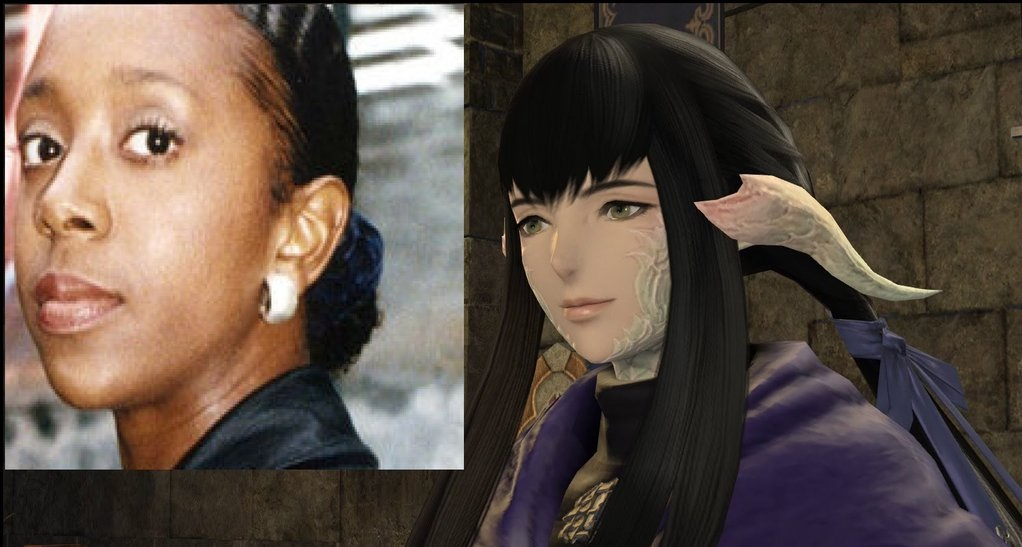 Yugiri voice ffxiv
