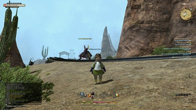 Gillana Blackthorne Blog Entry `On Reaching Level 50 and