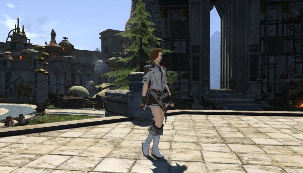 Eorzea Database Uraeus Skirt Final Fantasy Xiv The