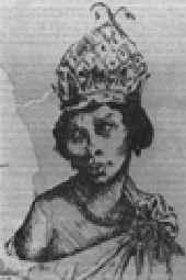 ジンガ 女王