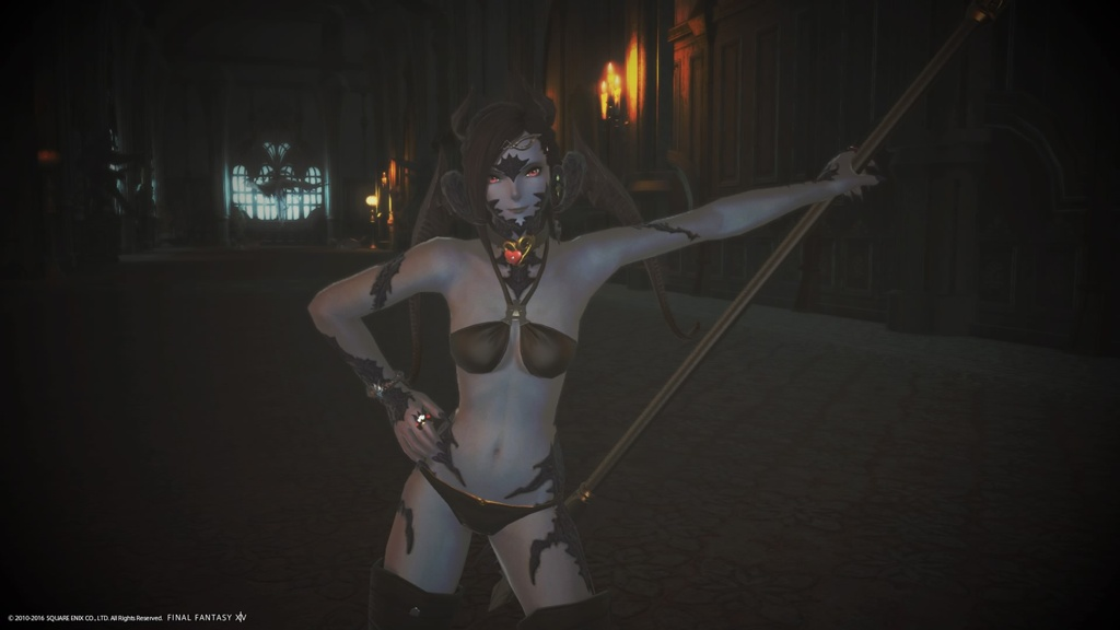 Liann Syrenead Blog Entry `Aura cosplay Succubus `   FINAL