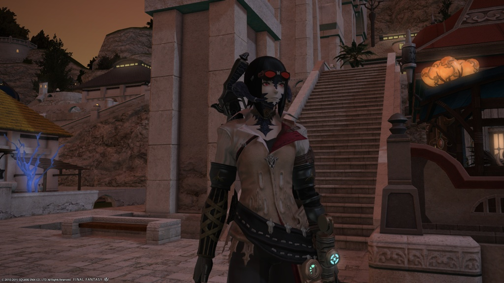 eorzea database antiquated machinist s goggles final fantasy xiv
