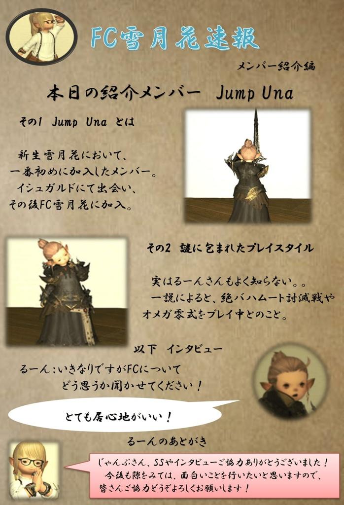 Rune Void Blog Entry `FC雪月花...