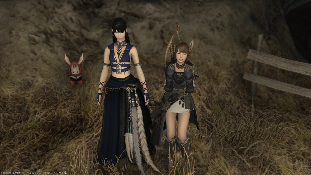 Miko Topfield Blog Entry `Dear new friend` | FINAL FANTASY