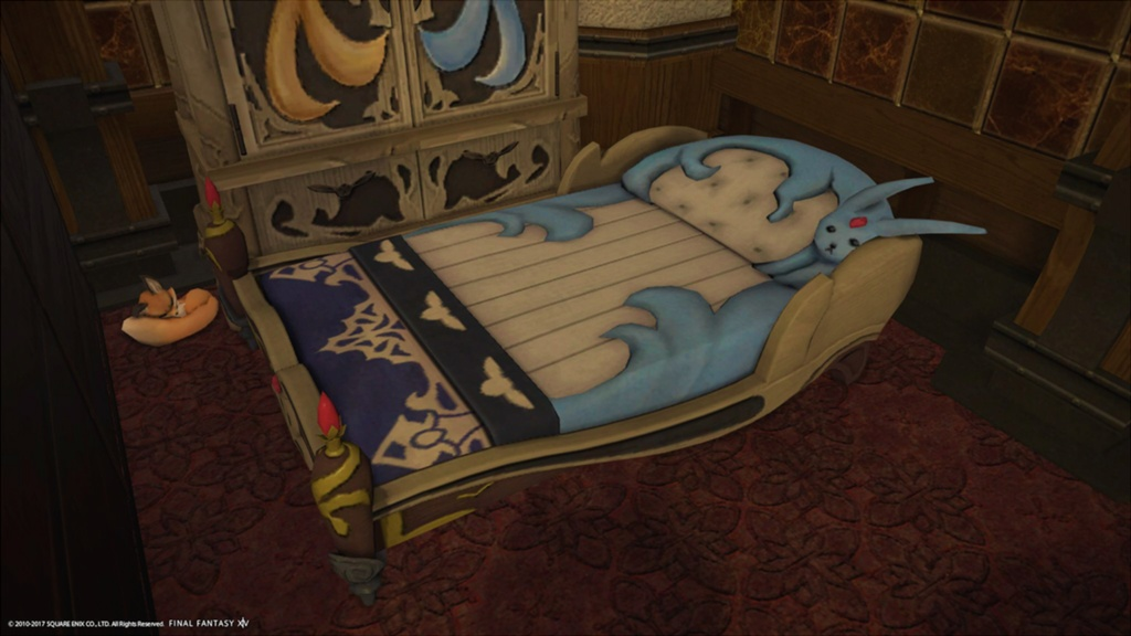 Eorzea Database Carbuncle Bed Final Fantasy Xiv The Lodestone