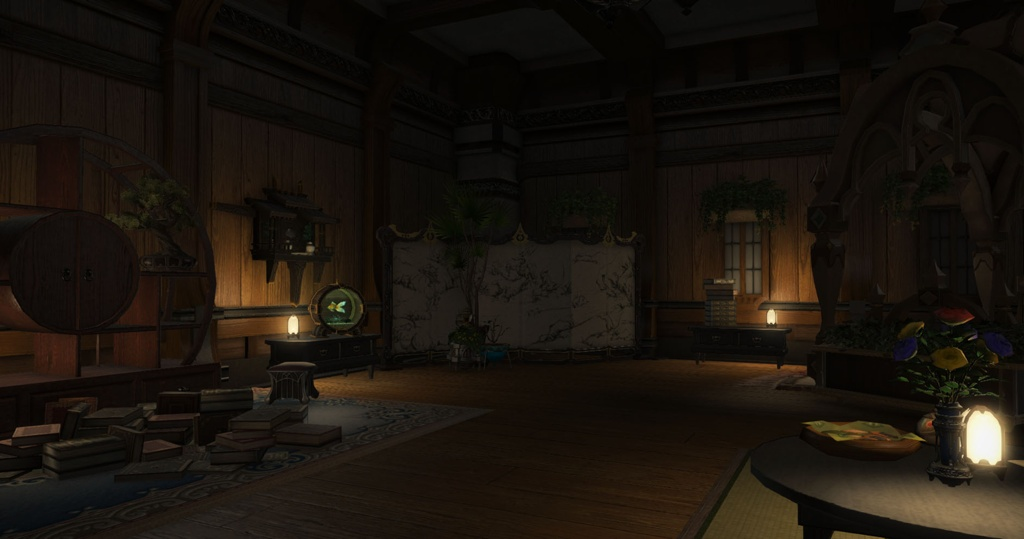 Oriental Door Ffxiv Amp Originally There Was An Item Called