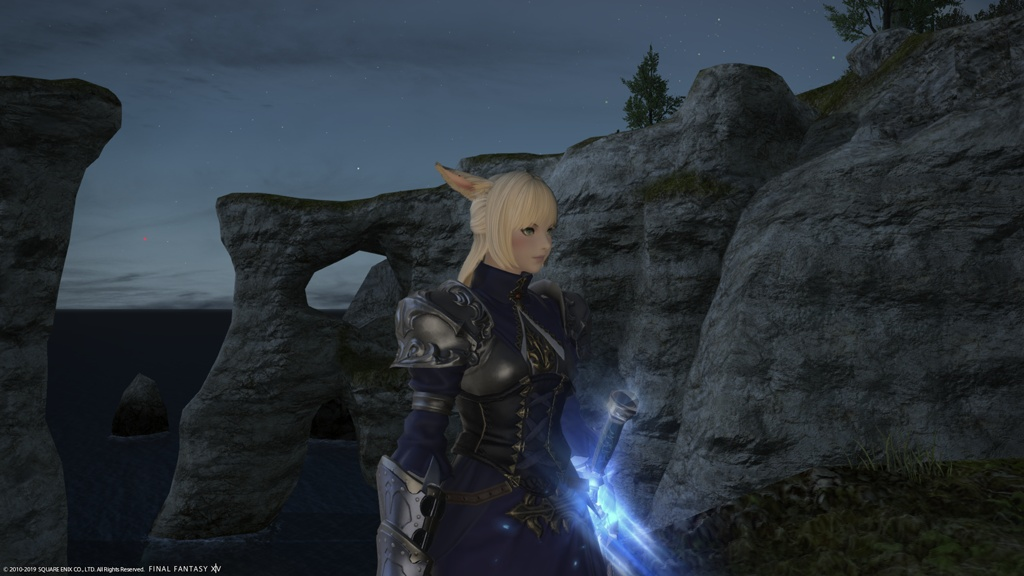 Excali Purr Blog Entry `FFXIV Saber Cosplay, 2019` | FINAL