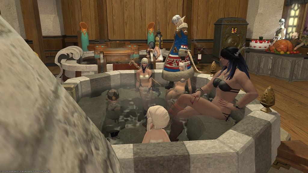 混浴 変態 女子