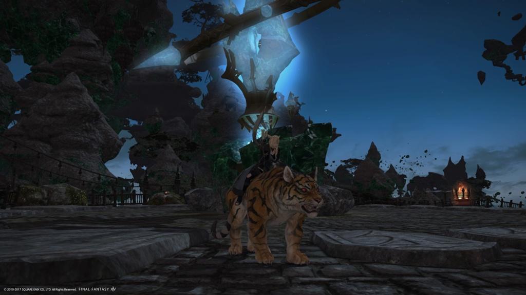 Kairi Maitresse Blog Entry ` Hunt Mount : Centurio Tiger ` | FINAL