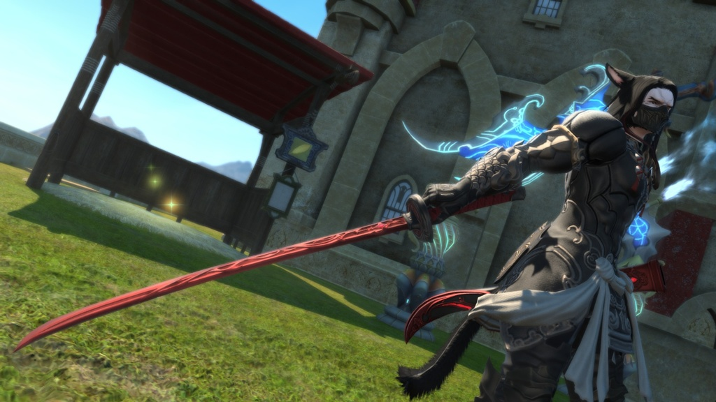 Krohman Ark Blog Entry `Mind if I cut in?` | FINAL FANTASY XIV, The