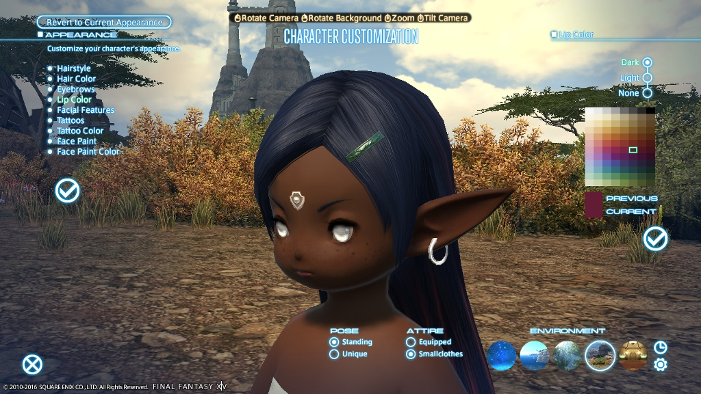 After getting a new hairstyle from PotD, I decided it was time for me to  explore new hairstyles for Windi.