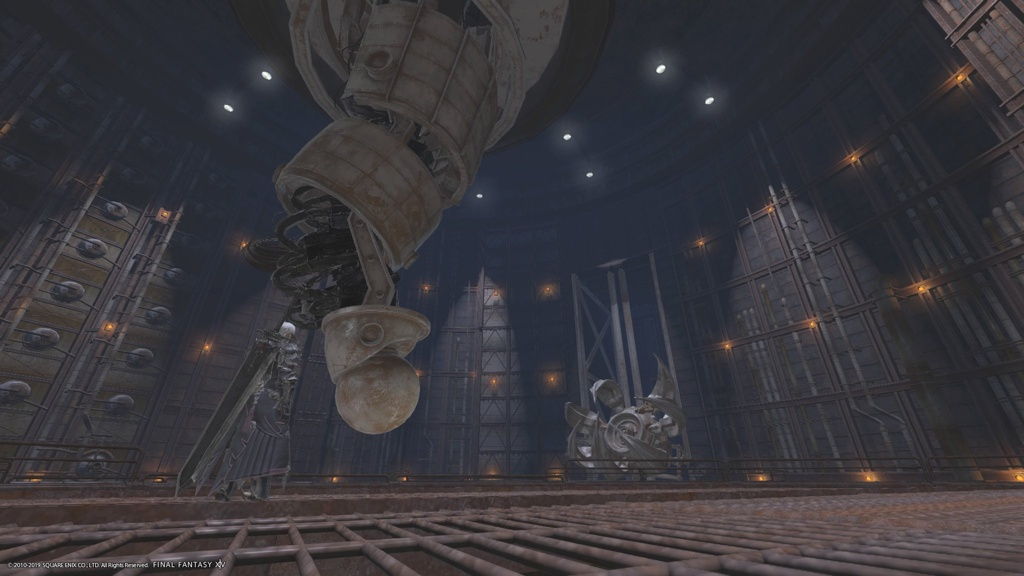 Vein Badack Blog Entry `工場遺跡探索 5` | FINAL FANTASY XIV, The ...
