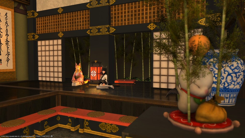 Flan' Flan Blog Entry `Housing Ideas: Japanese Inn by Flan ...