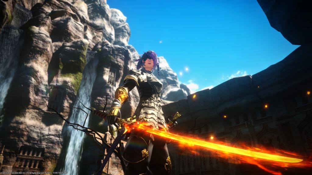 Eorzea Database Inferno Katana Final Fantasy Xiv The
