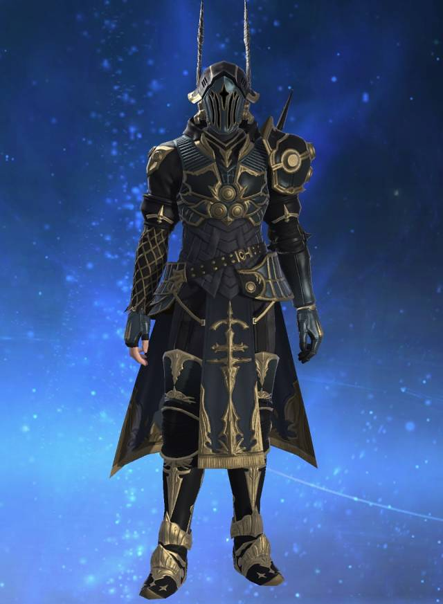Eorzea Database Gordian Mail Of Striking Final Fantasy