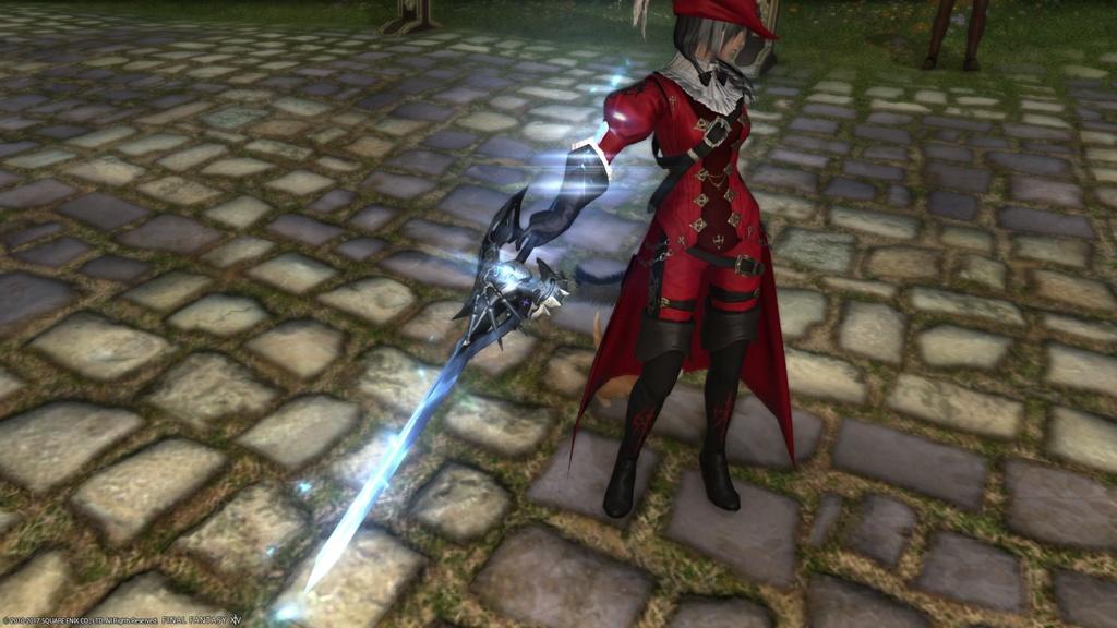 Eorzea Database Rapier Of The Round Final Fantasy Xiv