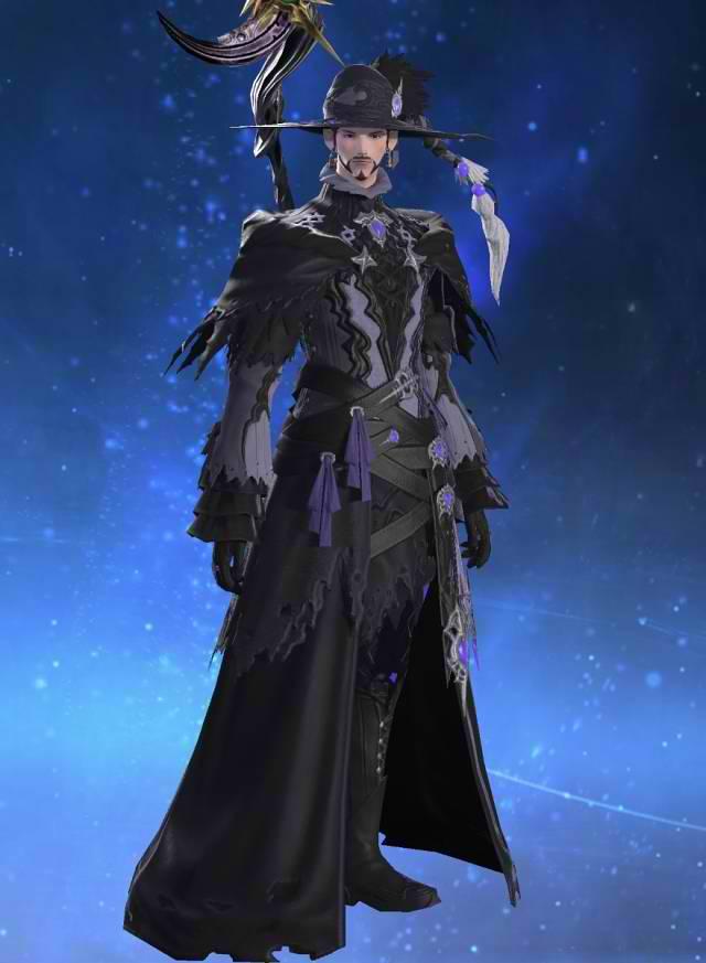 Eorzea Database Void Ark Robe Of Casting Final Fantasy