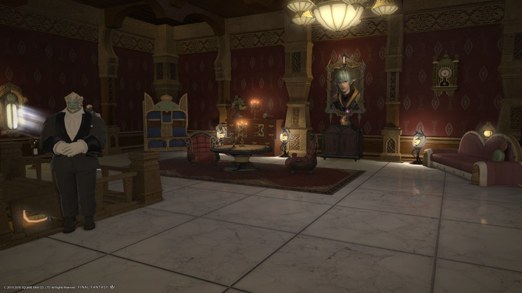 The Eorzean Interior Design Contest (EU) - Entry Thread