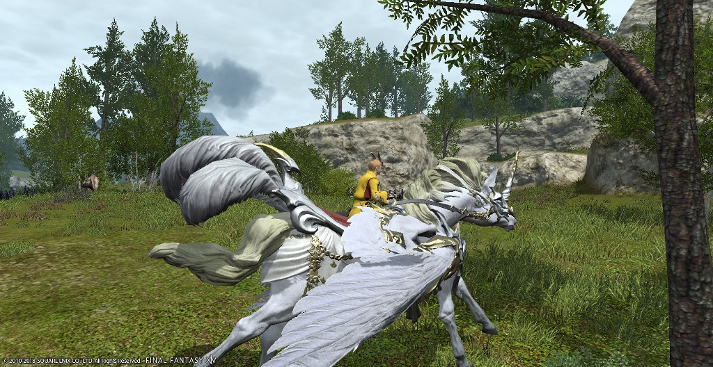 Hydeus Cantatherust Blog Entry `Got Astrope - FF14 hardest/rarest